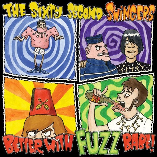 Better With Fuzz Babe!
