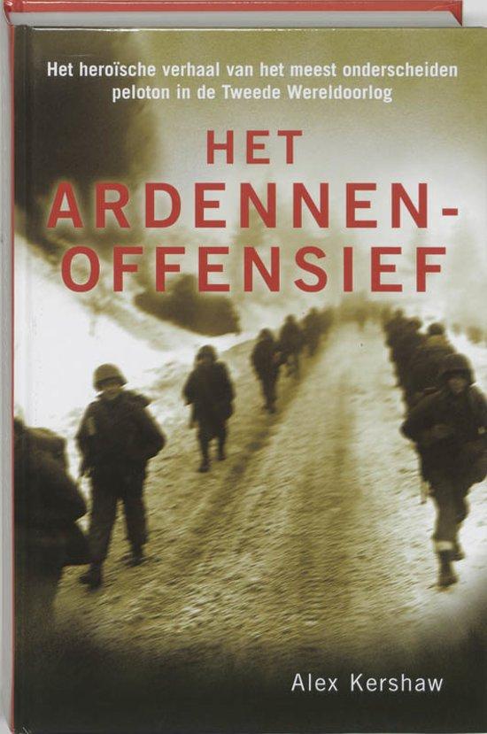 Boek cover Het Ardennenoffensief van Alex Kershaw (Hardcover)
