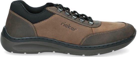 25moro Heren RiekerB8923 40 Bruin;bruine wood Maat schwarz 0Pkn8OXw