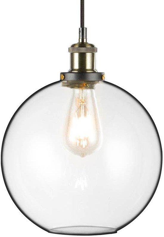 Beroemd bol.com   V-TAC Vintage Globe - Hanglamp - Draadlamp - 1 Lichts @TE54