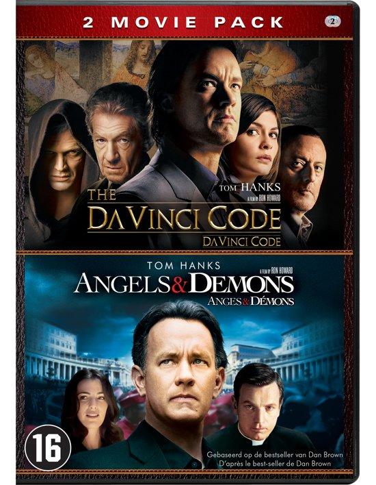Angels & Demons / Da Vinci Code, The - 2 PACK
