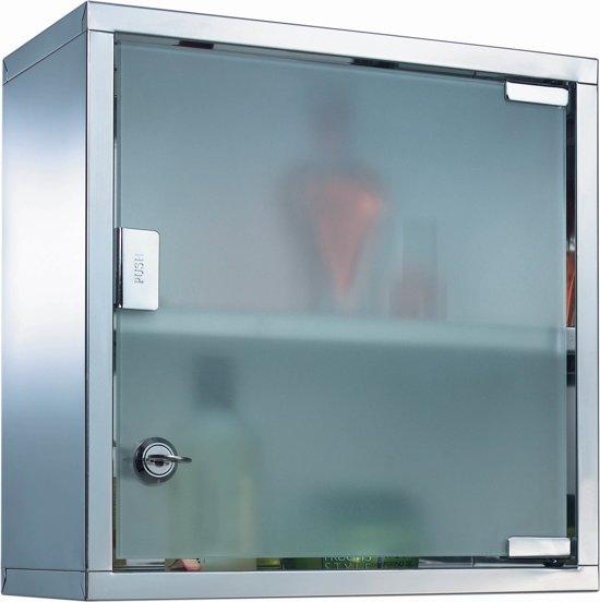 Hangkast Met Slot.Bol Com Haceka Cabinets Surprise Kubus Kast Rvs Met Slot