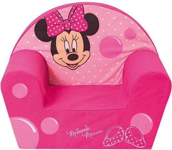 Minnie Mouse Stoel.Disney Minnie Mouse Fauteuil 42 X 52 X 33 Cm Roze