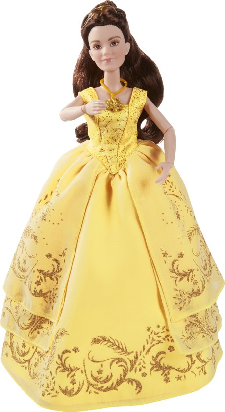 Disney Princess Belle Betoverde Baljurk - Pop