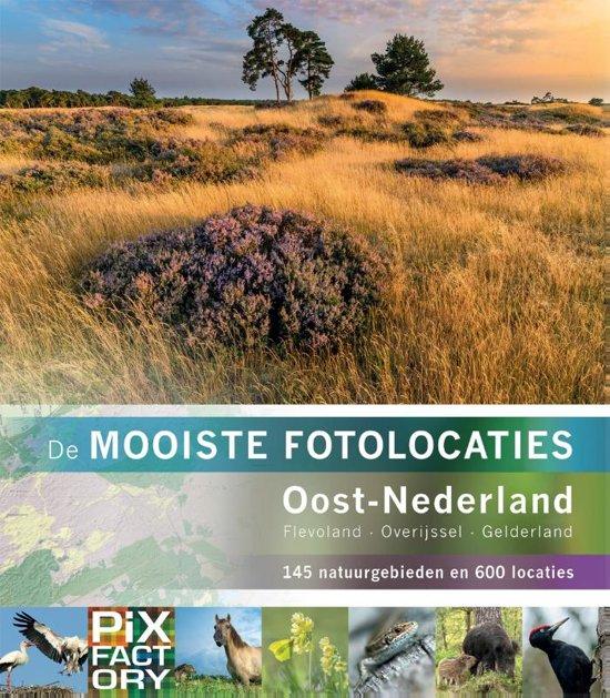Mooiste fotolocaties in oost Nederland