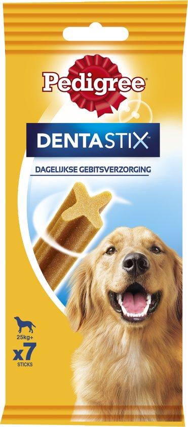Pedigree Dentastix - Maxi - Hondensnack - 4 x (4 x 7 stuks)