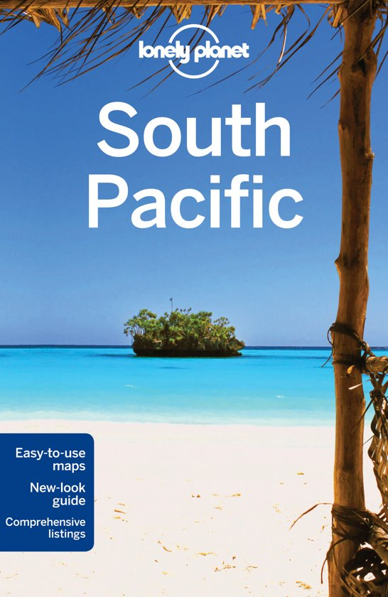 Lonely Planet Reisgids South Pacific