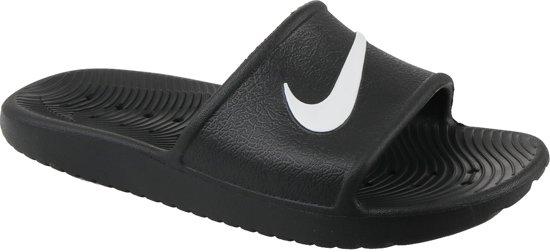 sports shoes f0381 c0fb0 Nike WMNS Kawa Shower 832655-001, Vrouwen, Zwart, Slippers maat 35.5