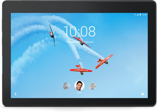 Lenovo Tab E10 2GB 16GB Wifi Zwart