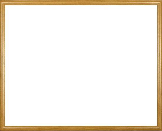Homedecoration Biggy – Fotolijst – Fotomaat – 48 x 84 cm – Kunststof – beuken