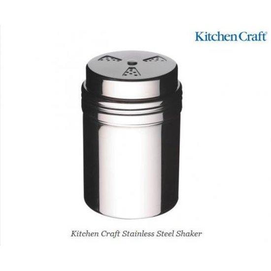 Kitchencraft Poedersuikerstrooier / schudbeker verstelbaar KC