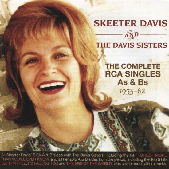 Bolcom Complete Rca Singles As Skeeter Davis And The Davis