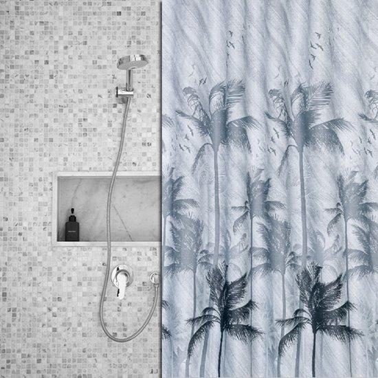Roomture - douchegordijn - Tropical Thunder - 120 x 200
