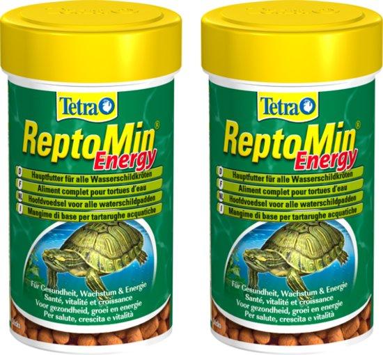 Tetra reptomin energy 100 ml schildpadvoer per 2 verpakkingen