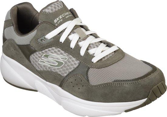 Heren Olive Ostwall Skechers Sneakers Meridian Maat42 IqZwtAw