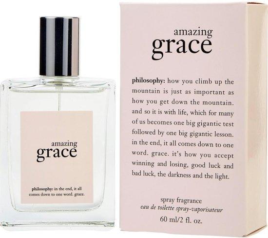 Philosophy Amazing Grace By Philosophy Edt Spray 60 ml - Fragrances For Women