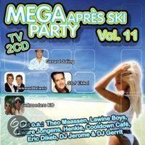 Mega Apres Ski Party, Vol. 11