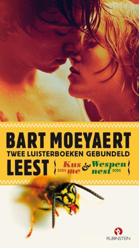 Kus me & Wespennest (luisterboek)