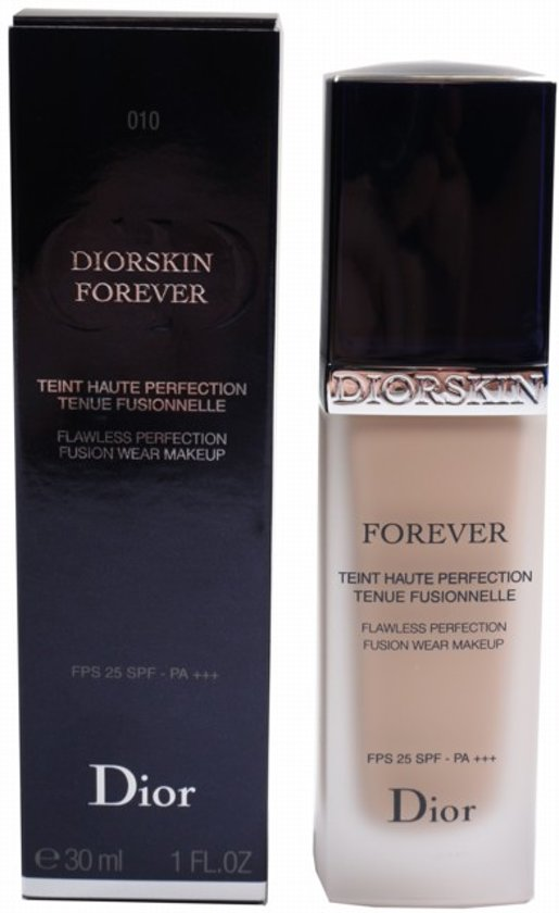 Unikalne bol.com | Dior Diorskin Forever - 010 Ivory - Foundation VR56