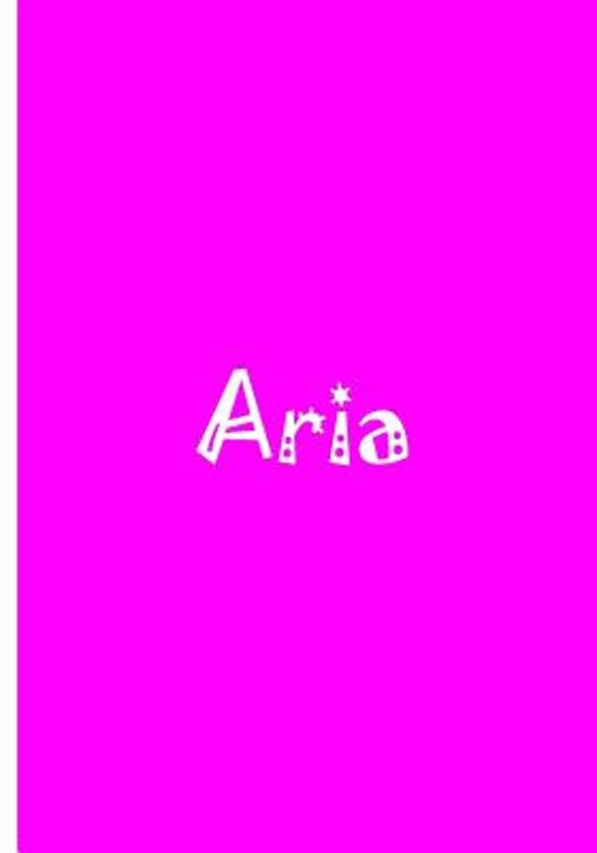 Aria - Personalized Journal