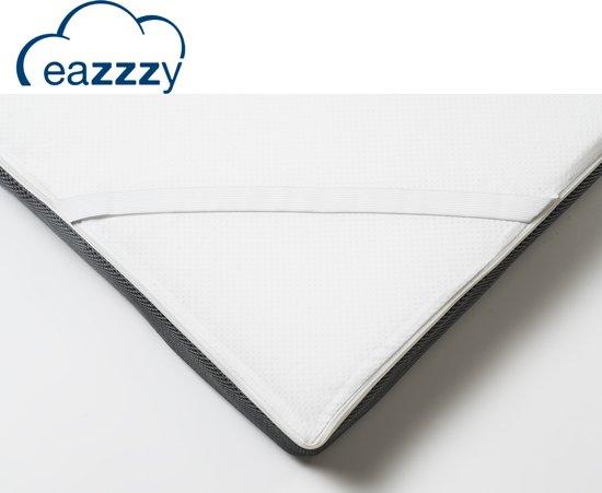Eazzzy Topdekmatras - 180x200x7cm