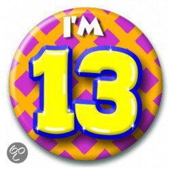13 Jaar Jarig