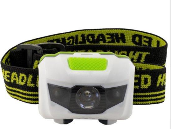 Waterdichte Mini LED Hoofdlamp - Hoofd Zaklamp - Koplamp Zaklantaarn - 160 LM