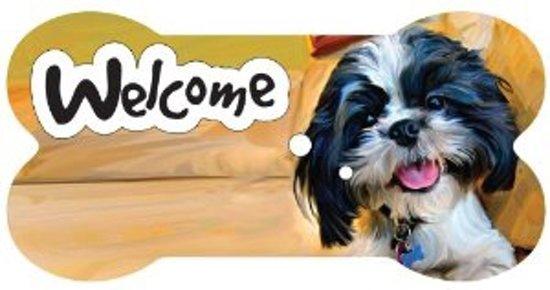 bordje - welcome - Shih Tzu