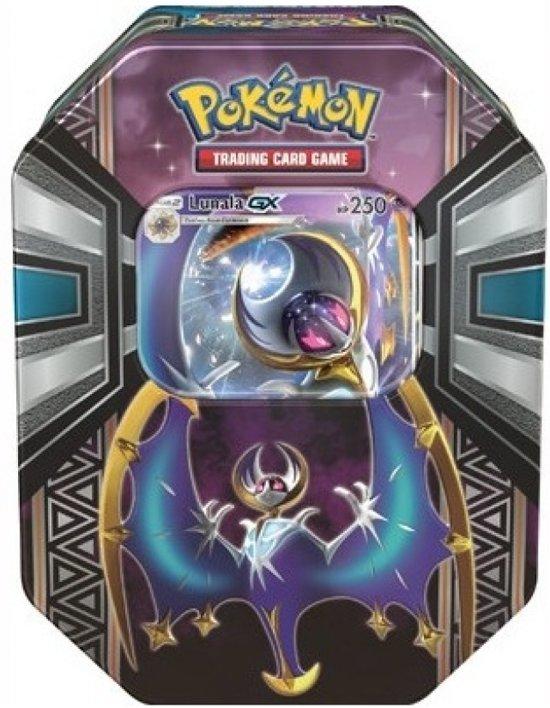 Afbeelding van het spel Pokemon Legends of Alola tin Lunala GX