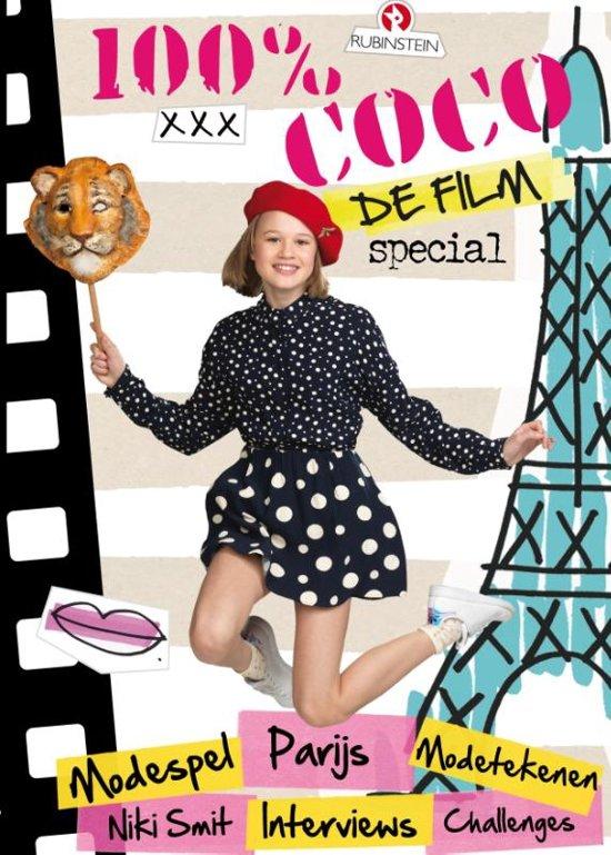 100 Coco Paris Zomerboek