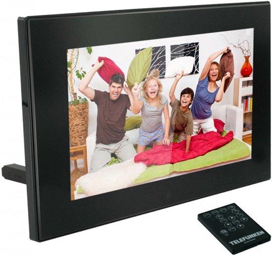 Telefunken DPF 7904 N Digitale Fotolijst 7 inch (17,8cm)