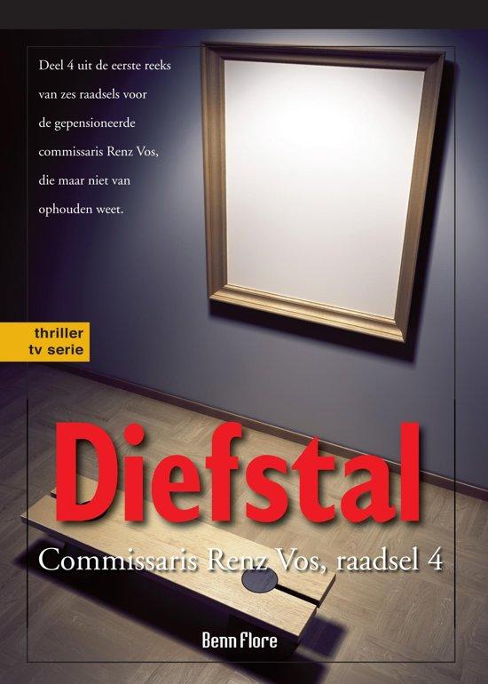 Commissaris Renz Vos 3 Diefstal Commissaris Renz Vos raadsel 4 Nederlands