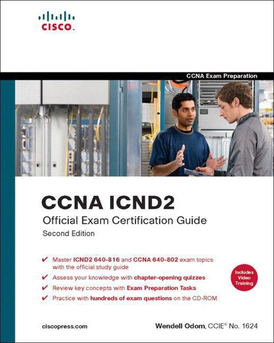 bol.com | Ccna Icnd2 Official Exam Certification Guide (Ccna Exams ...