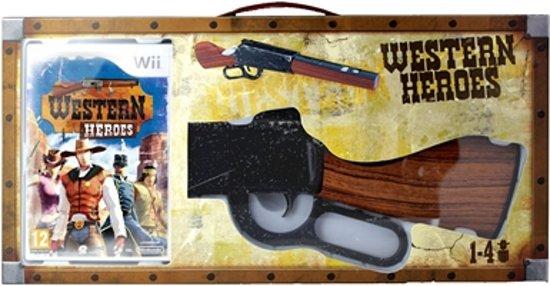 Western Heroes + Geweer kopen