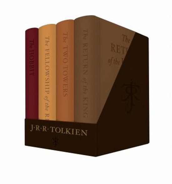 The Hobbit and the Lord of the Rings - J.R.R. Tolkien