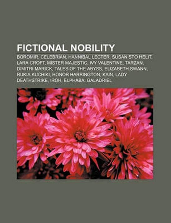 Fictional Nobility