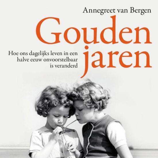 Boek cover Gouden jaren van Annegreet van Bergen (Onbekend)
