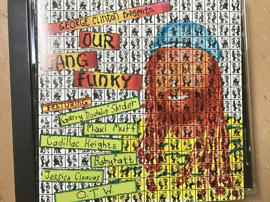 Our Gang Funky: George Clinton & Various Artists