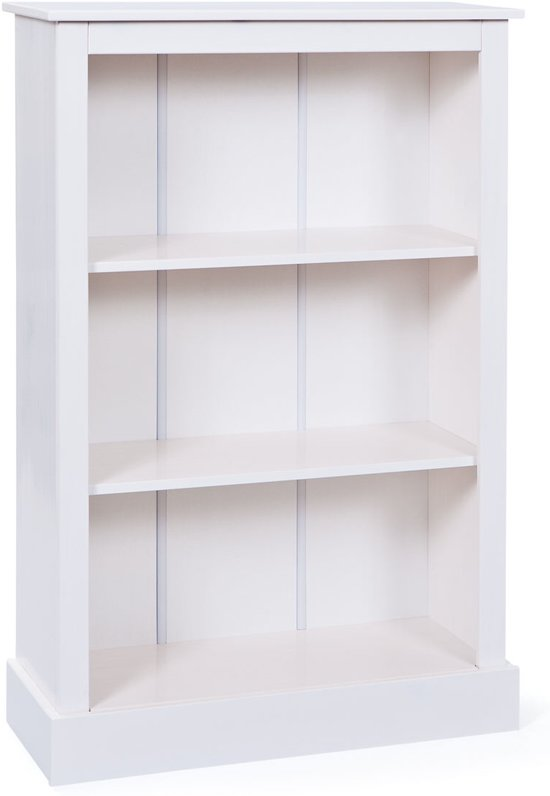 interlink sas provence boekenkast wit hout