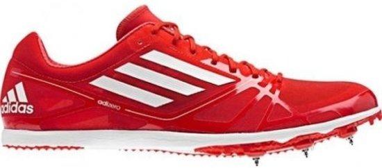 huge selection of 2373d 950a1 adidas adizero Avanti 2 - Loopschoenen - Unisex - Maat 44 23 - Rood