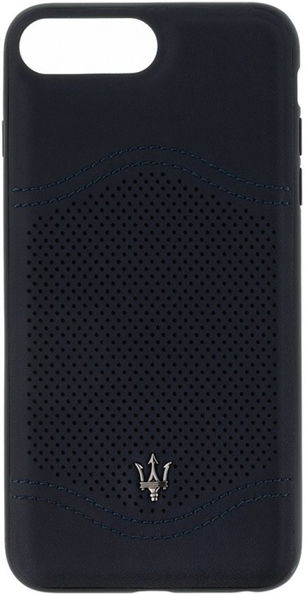 half off 0484d 098ab bol.com | Maserati Leather Hard Case voor Apple iPhone 7 Plus (5.5 ...