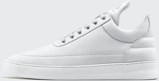 Filling White Low Top Nubuck Plain Lane Pieces FFfrqRT