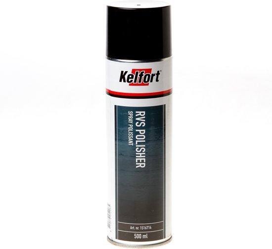 Kelfort RVS Polisher 500ml