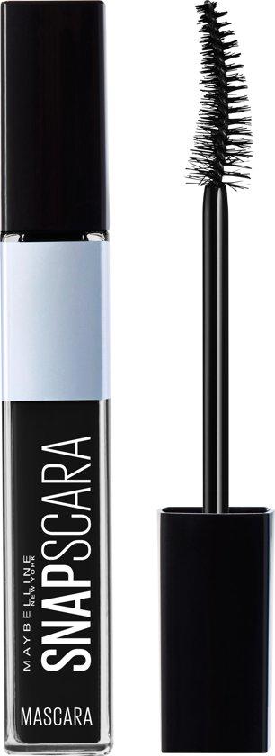 Maybelline Snapscara Mascara - HD Black - Zwart - Natuurlijk uitziend Volume