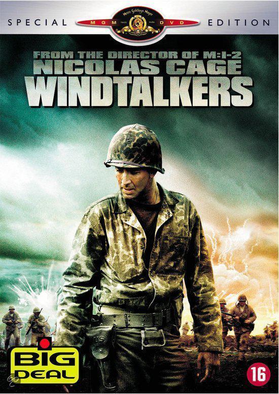 Cover van de film 'Windtalkers'