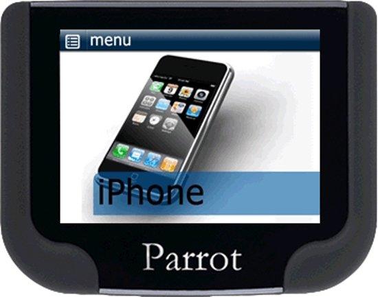 Parrot Bluetooth Music Carkit - MKi9200 -Heerlijk muziek streamen.