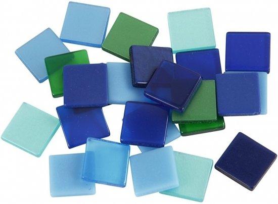 Groen Tegels Outlet : Bol mozaiek tegels kunsthars groen blauw