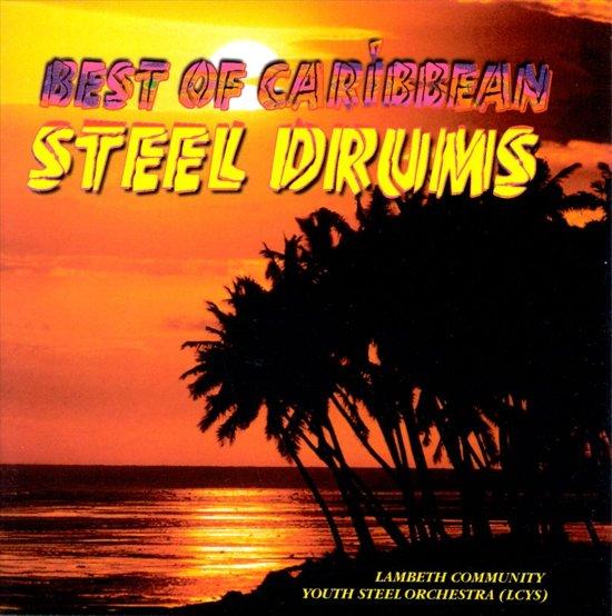 Best Of Carribean Steel Drums
