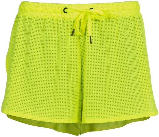 Reece Roshan Short - Shorts  - geel - L