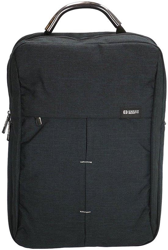 3c65e80d19d bol.com | Enrico Benetti Sydney laptop rugzak 15.6 inch black